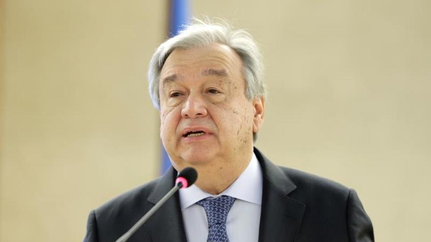 La ONU pide a Venezuela y Colombia diálogo para rebajar la tensión