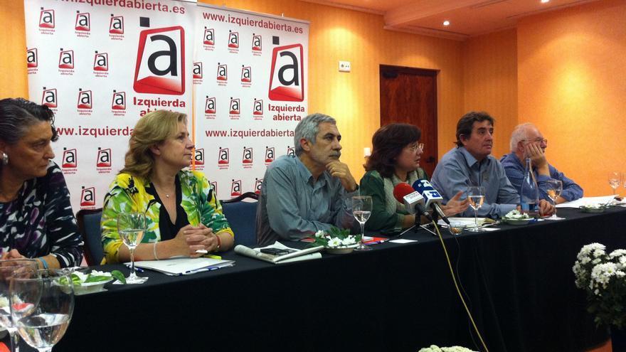 El partido de Llamazares reitera su apuesta por IU frente a sus militantes que van a la Conferencia del PSOE