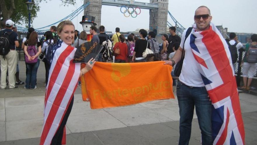 De la promoción majorera en Londres #2