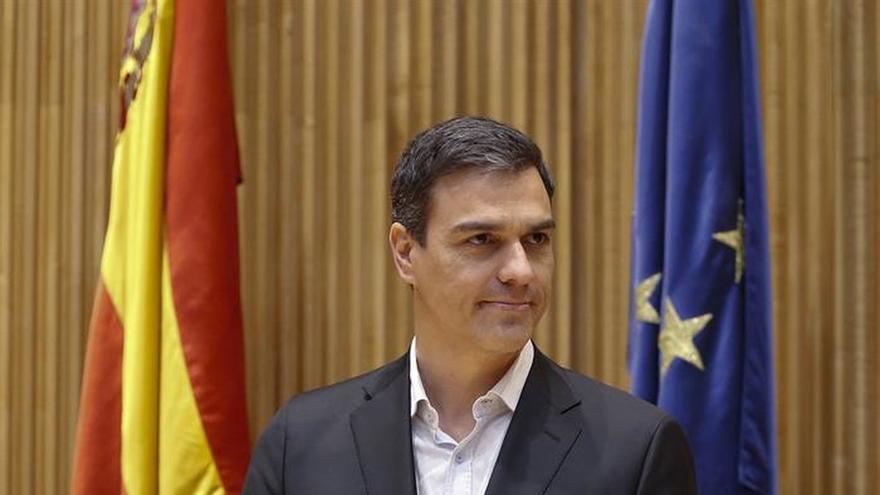 """Sánchez advierte: """"Un socialista no puede tener una offshore, lo expulsaría"""""""