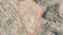 En la imagen, zona de Cercado Manso.