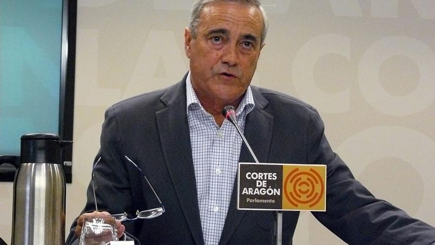 Javier Sada (PSOE) será el nuevo presidente de las Cortes de Aragón