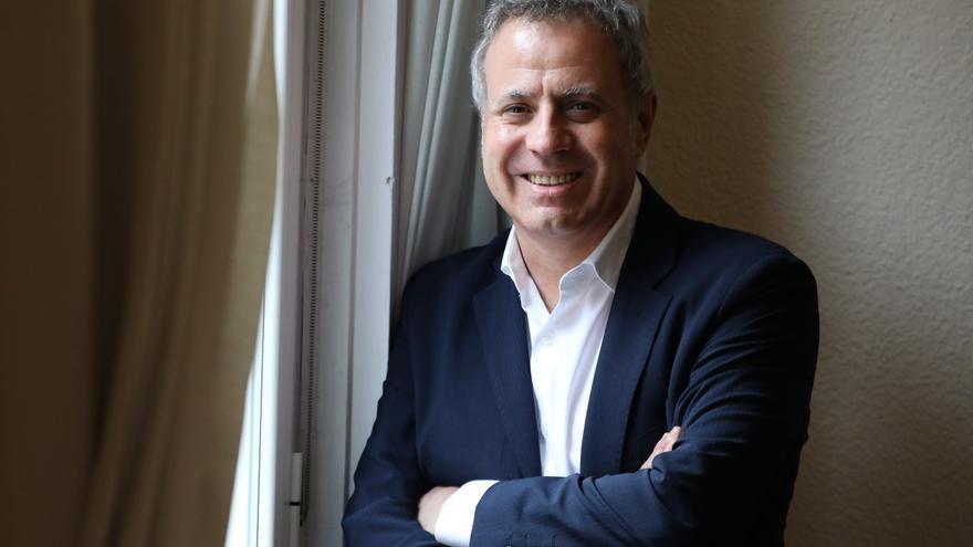El secretario general de Consumo y Juego, Rafael Escudero, este miércoles en Madrid.