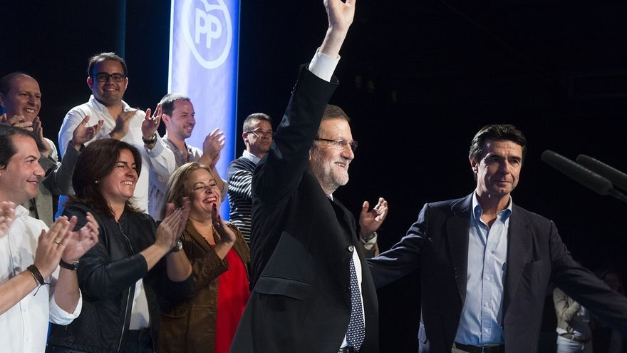 """Rajoy endurece sus críticas a Ciudadanos: """"Sería un gran error apostar por la nada"""""""
