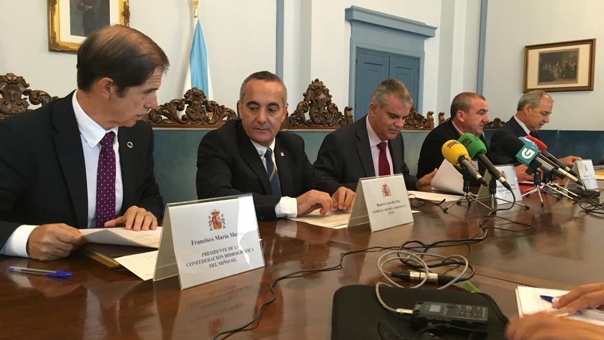 El delegado del Gobierno no descarta la posibilidad de que policías de Galicia sean desplazados a Cataluña