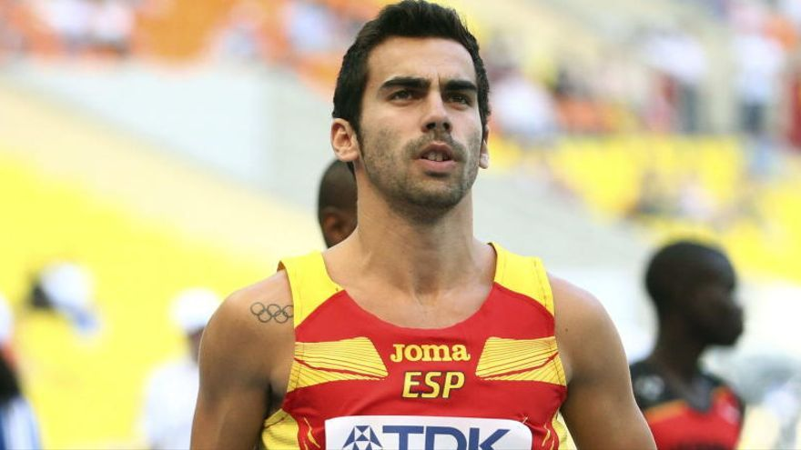 Kevin López es una de las bazas de la delegación española en Belgrado.