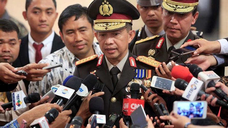 Indonesia nombra a un experto en terrorismo como nuevo jefe de la Policía