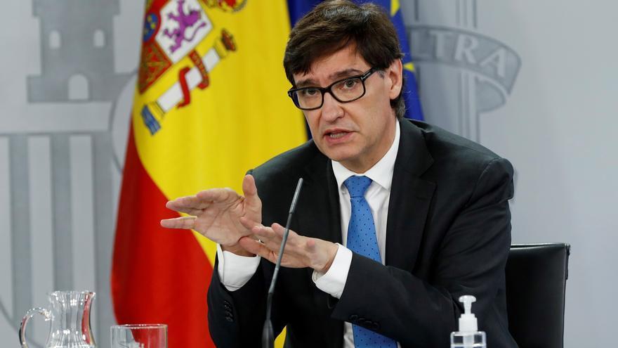 Illa reclama medidas más contudentes a Madrid y pide cerrar la capital y todas las zonas con una incidencia superior a 500 casos