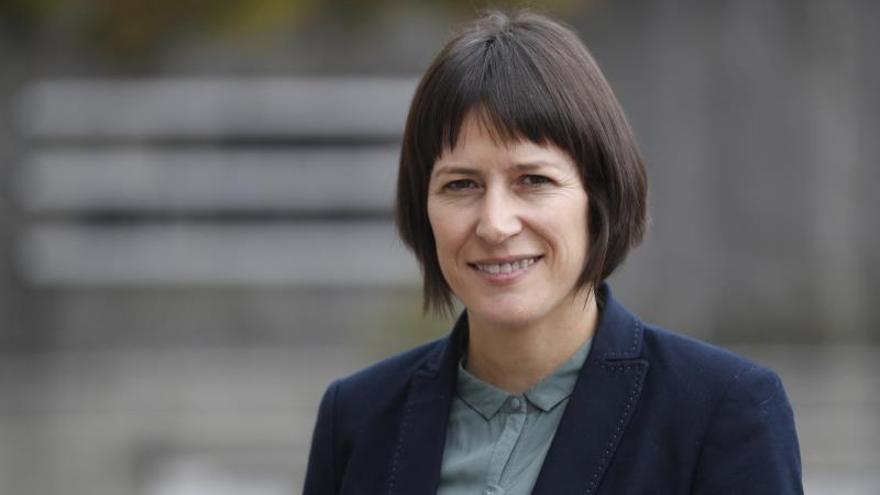 La portavoz nacional del BNG, Ana Pontón.