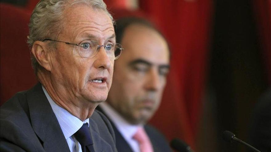 """Morenés dice que España """"no abandonará al noble pueblo afgano"""" tras el repliegue en 2014"""