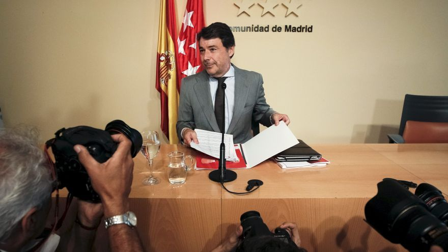 El Comité Electoral Nacional del PP ratifica la candidatura de Ignacio González