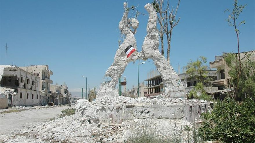 Las autoridades sirias proclaman su victoria frente al EI en Deir al Zur