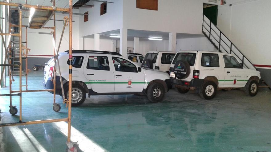 Nuevas instalaciones del Cecopin en La Gomera