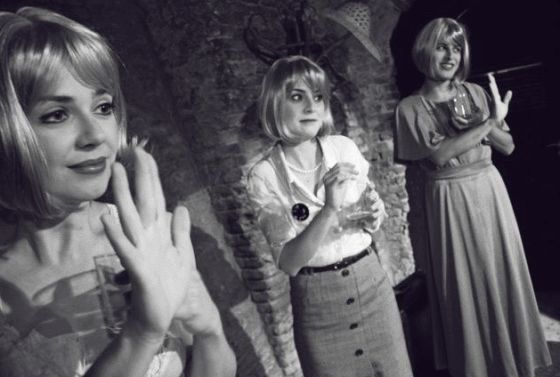 Imagen de La cabeza de Blanche en la Sala Tú