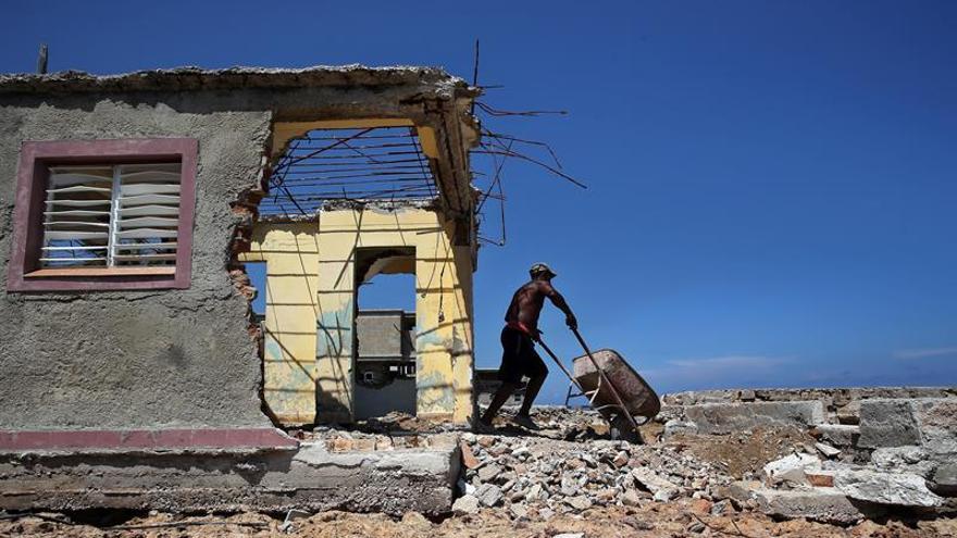 Empresarios españoles en Cuba recaudan fondos para la recuperación tras el huracán Irma