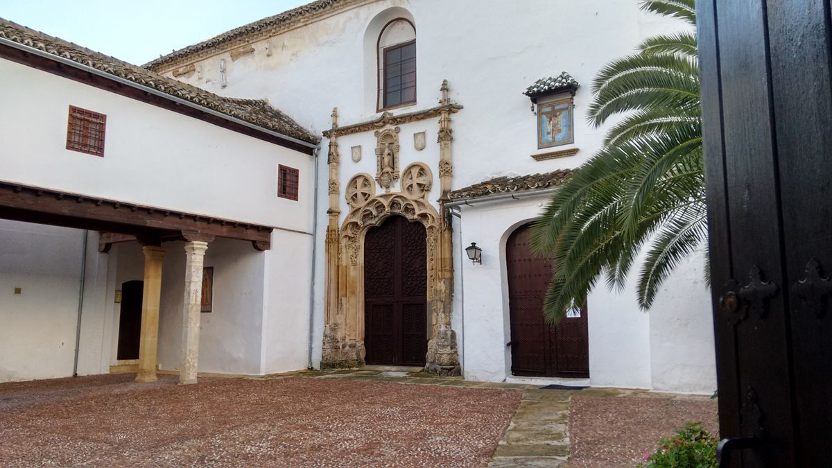 Convento de Santa Clara de Montilla.