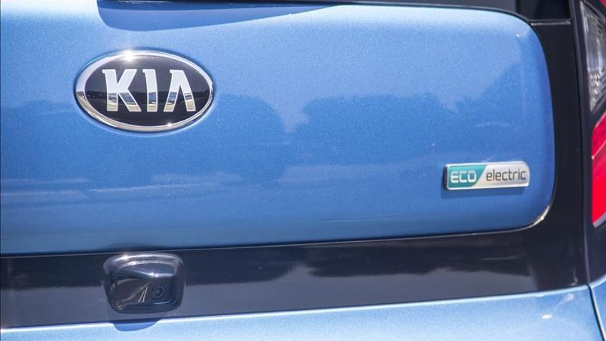 Las ventas mundiales de vehículos de Kia crecen en octubre un 7,7 por ciento