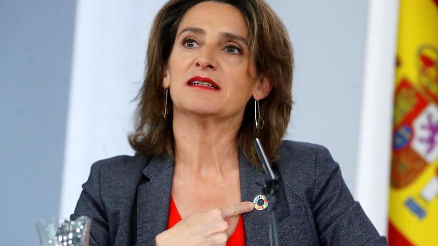 Ribera confía en que España atraiga fondos en renovables tras la decisión de Noruega