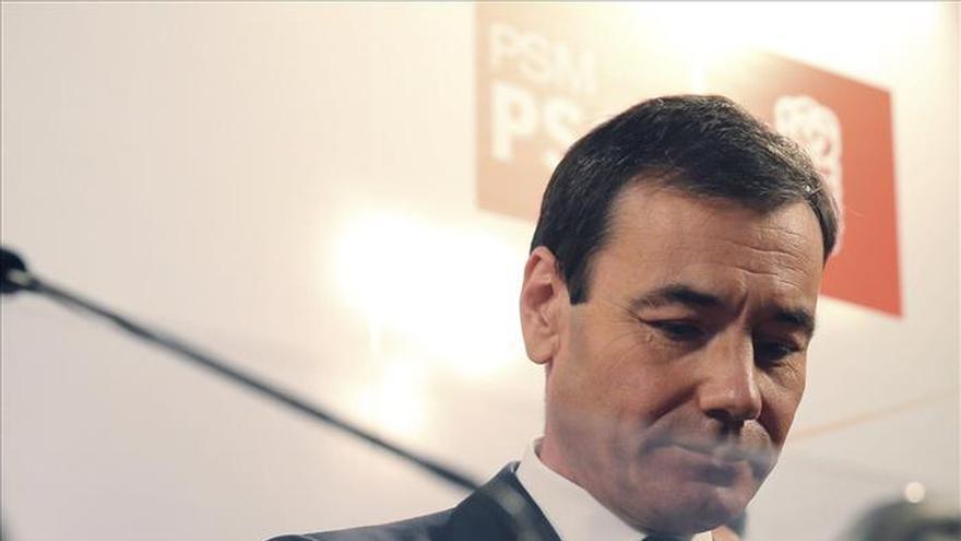 Tomás Gómez renuncia a su acta de diputado en la Asamblea de Madrid