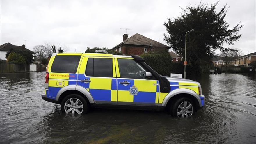 Escuelas y hospitales cerrados en el norte de Inglaterra por inundaciones