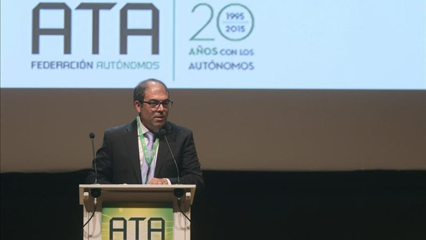 Lorenzo Amor, reelegido presidente de ATA con casi el 96 por ciento de apoyo
