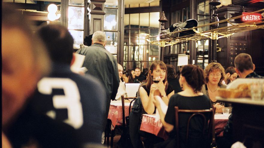 El Bouillon Chartier. Flickr.