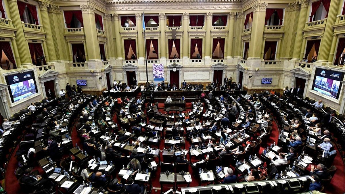El proyecto de sostenibilidad de la deuda pública se convirtió en ley tras la sanción en Diputados