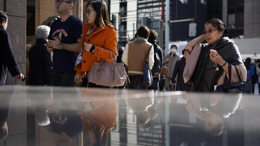 El PIB de Japón se expandió un 1 por ciento anualizado en octubre-diciembre
