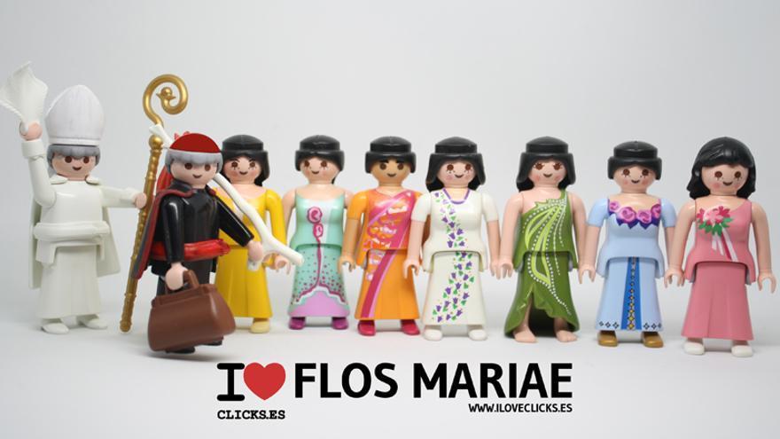 I love Flos Mariae