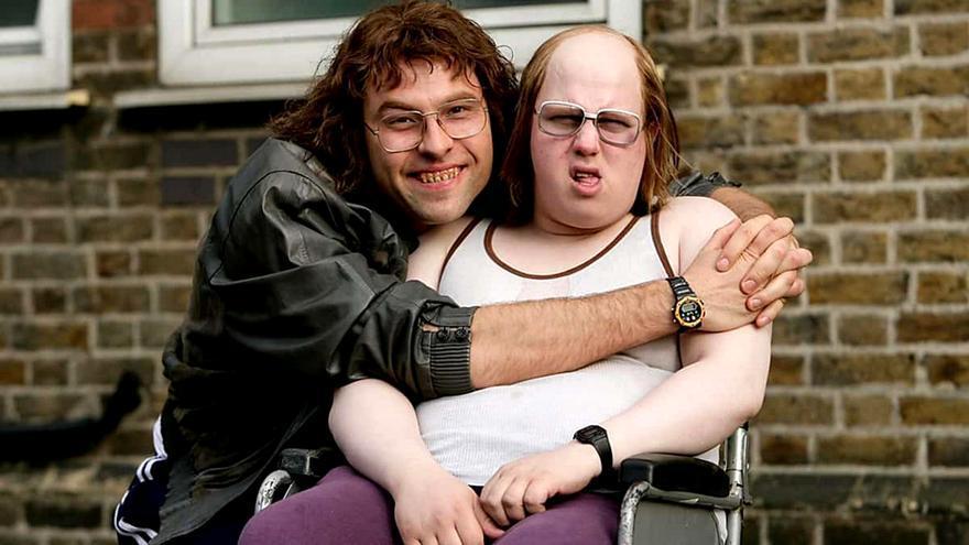 Los protagonistas de 'Little Britain', en una imagen de archivo de BBC