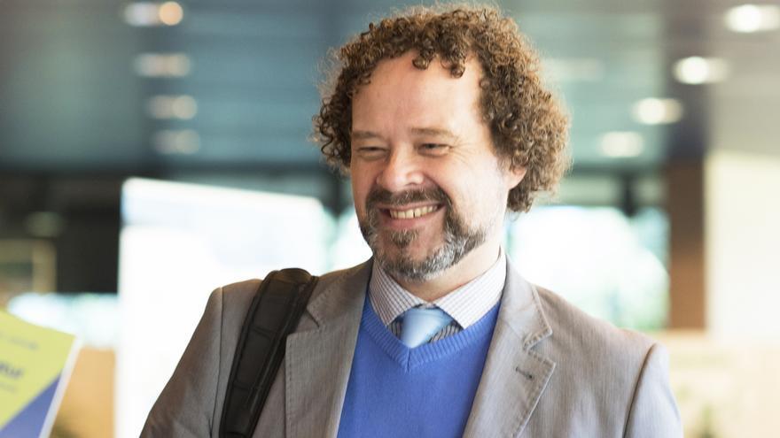 Alberto Santana, fundador y director general de la empresa lagunera Plan B Group
