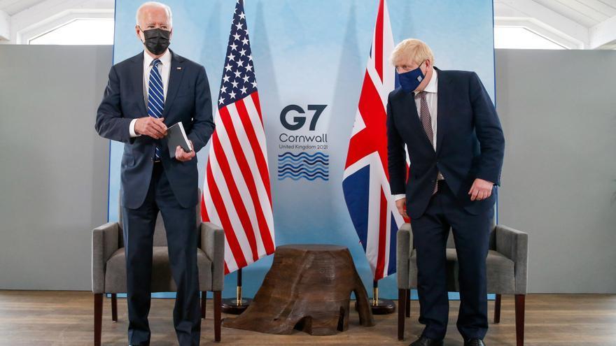 EEUU y Reino Unido actualizan su alianza frente a los retos del siglo XXI