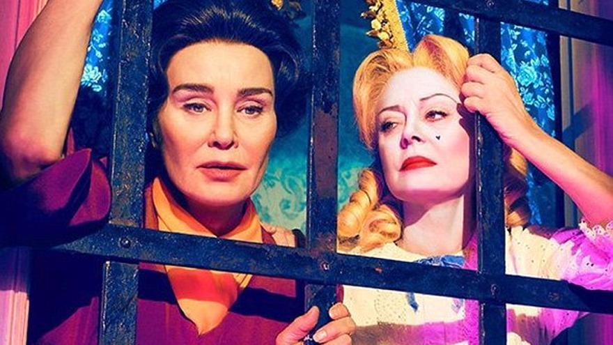 'Feud', una serie sobre la rivalidad entre Joan Crawford y Bette Davis