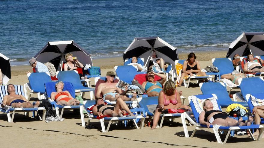 Los turistas extranjeros gastan un 6,2 por ciento más hasta agosto