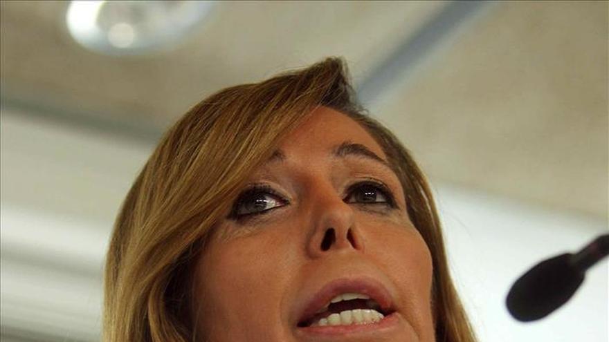 """Sánchez-Camacho dice que """"o populismos o populares de la recuperación económica"""""""