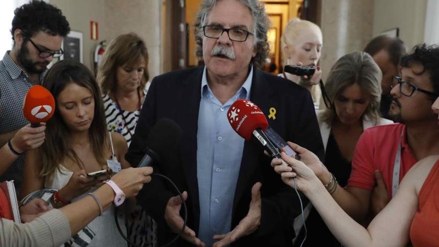 """ERC advierte a Sánchez de que no resolver la crisis catalana """"será su tumba"""""""