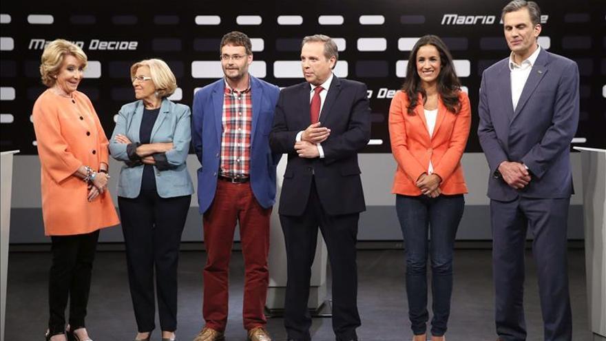 Telemadrid se volcará el domingo con la jornada electoral desde las 19.20