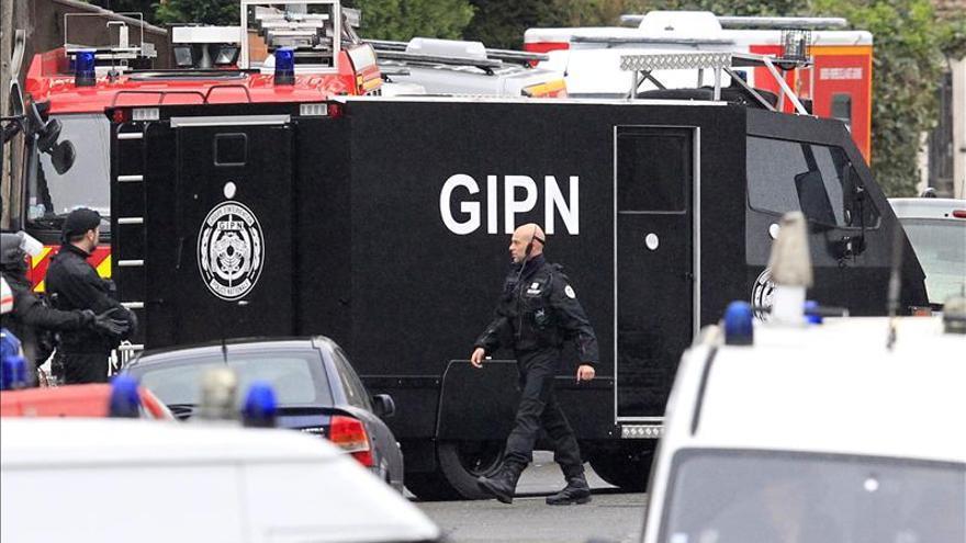 La policía detiene a dos posibles cómplices de Merah, el asesino de Toulouse