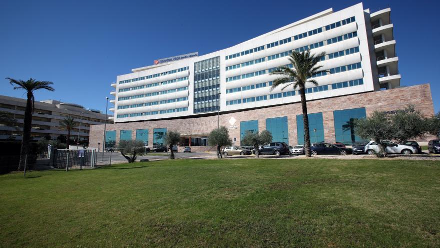 Hospital Nisa Aljarafe.