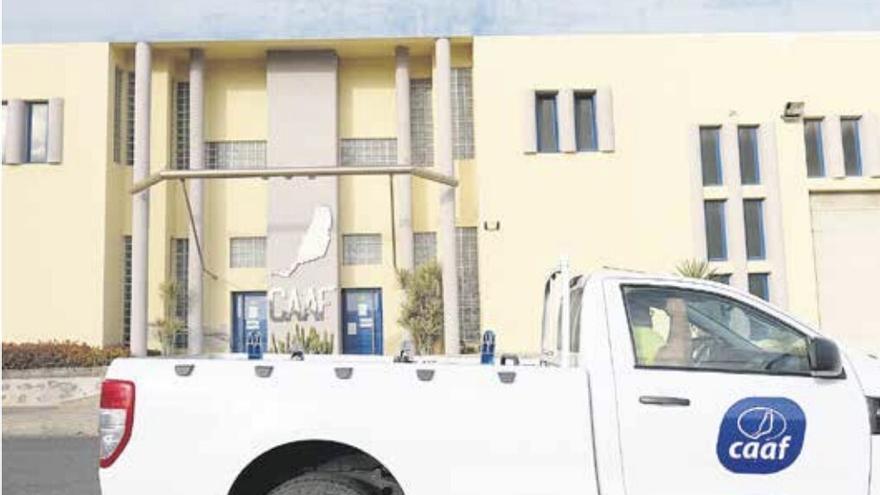 Sede del Consorcio de Abastecimiento de Aguas a Fuerteventura.