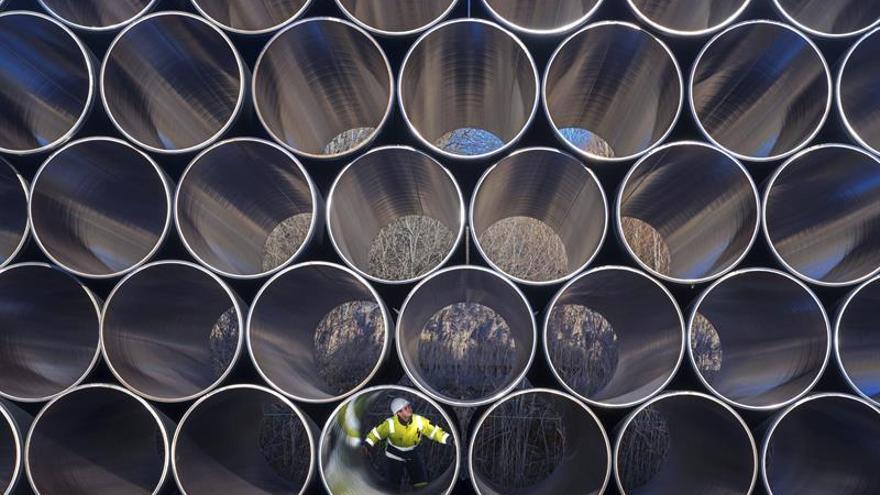 El consumo de gas natural encadena otro año de subidas con un alza del 2 %