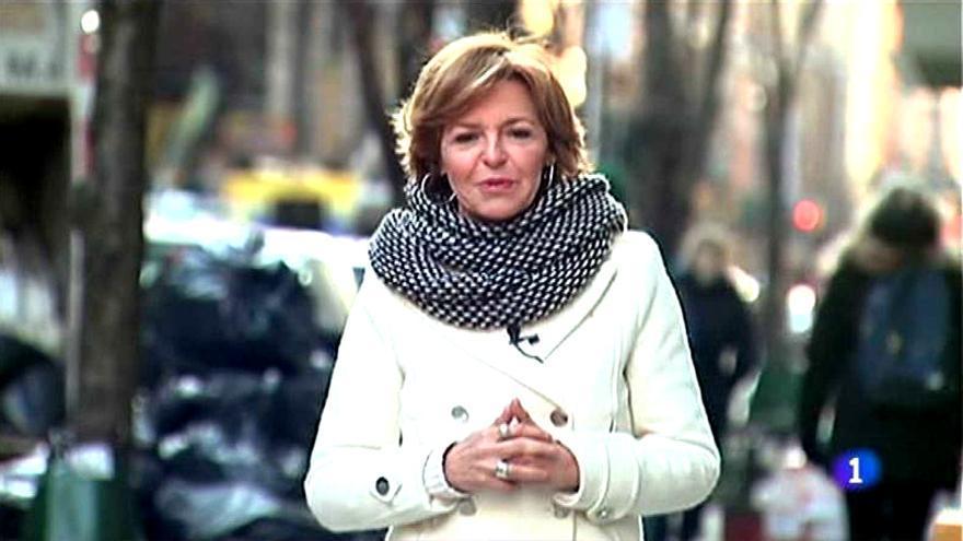 Almudena Ariza, en una imagen de archivo