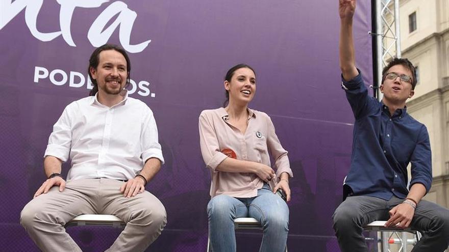 Podemos,  UP,  Convergencias...  Pablo Iglesias: «Echo en falta cierto patriotismo en la política española» - Página 22 Podemos-convoca-movilizacion-mocion-censura_EDIIMA20170502_0550_5
