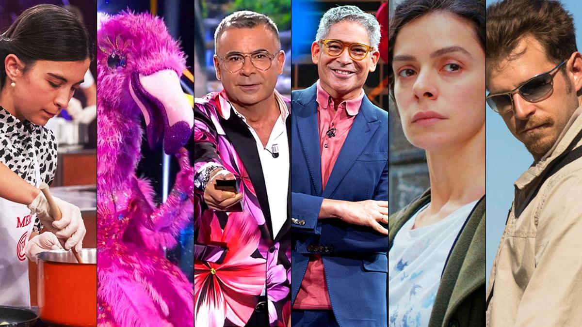 Las bazas que siguen este verano en TV