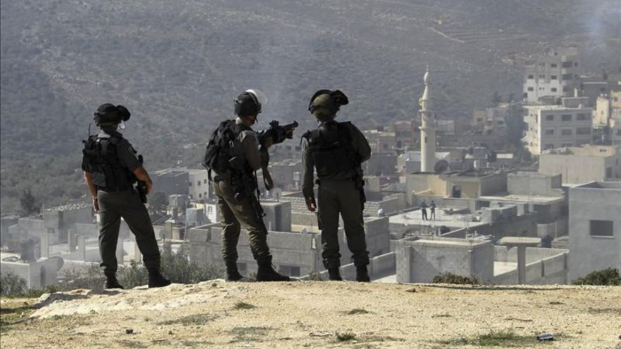 Un ministro palestino muere en una carga del Ejército israelí en Cisjordania