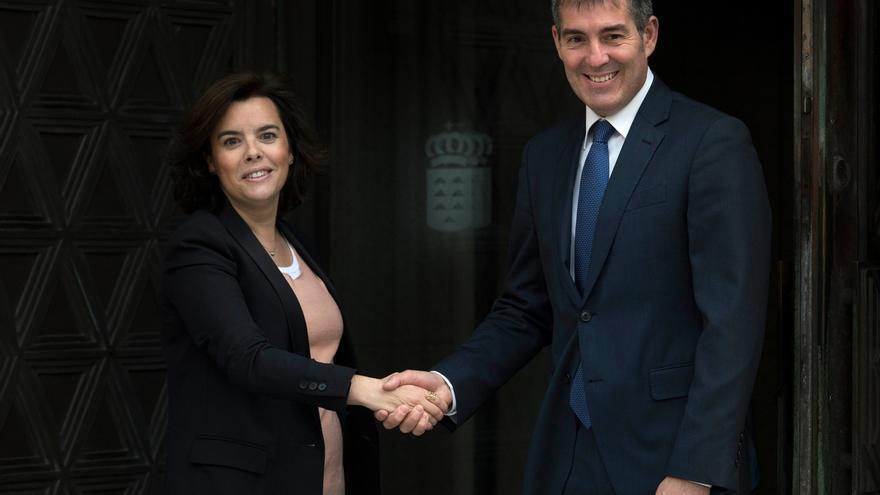 Gobierno central canario cierran un acuerdo económico y fiscal que da cumplimiento a casi la mitad de la agenda canaria