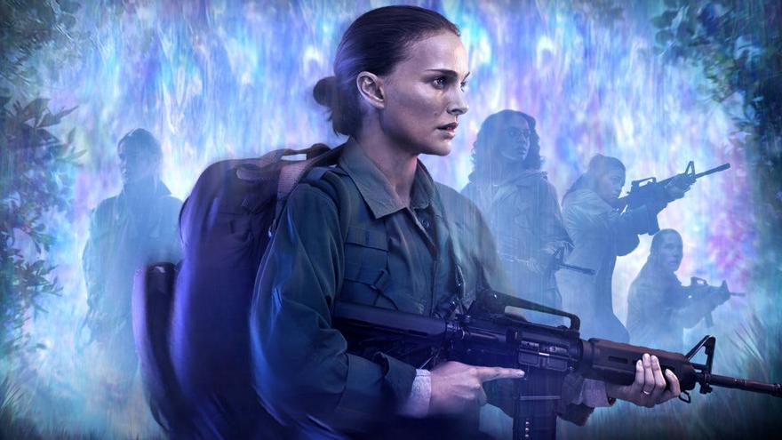 Natalie Portman es una bióloga y exsoldado en 'Aniquilación'