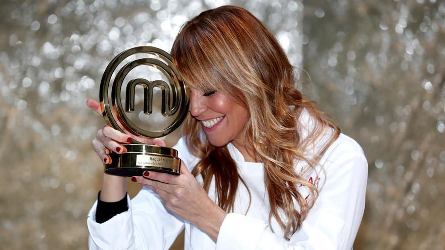 Raquel Meroño, ganadora de 'MasterChef Celebrity 5'