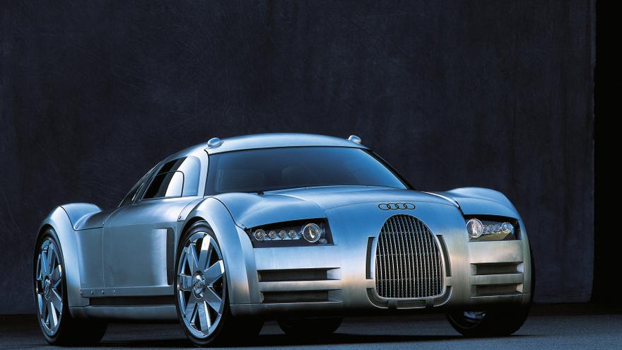Audi Rosemeyer.
