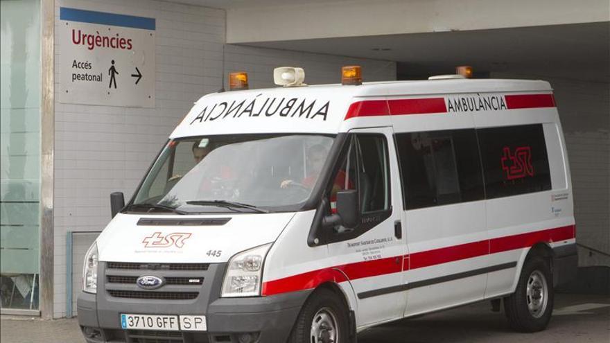 35 intoxicados por mala combustión de estufas en una iglesia en Barcelona